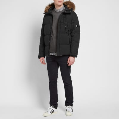 C.P. Company Fur Collar Down Parka