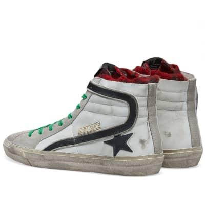 Golden Goose Slide Hi Sneaker