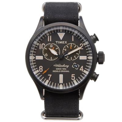 Timex Archive Waterbury Chrono Watch