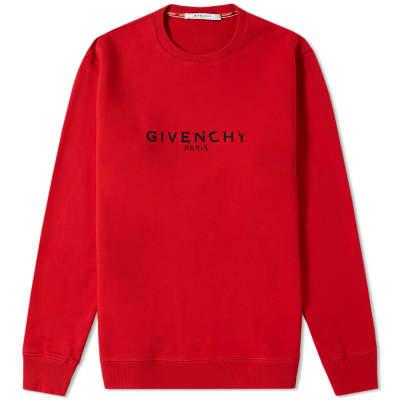 Givenchy Paris Logo Sweat
