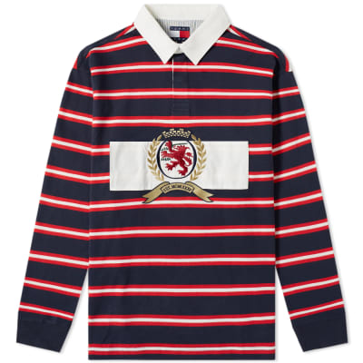 Tommy Jeans 6.0 Crest Rugby Top M22