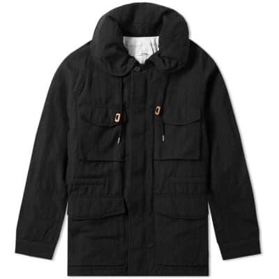 Visvim P.F.D. Herringbone Jacket