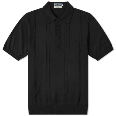 Fred Perry Reissues Cable Knit Polo