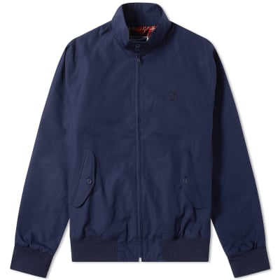 Fred Perry Reissues Made in England Harrington Jacket