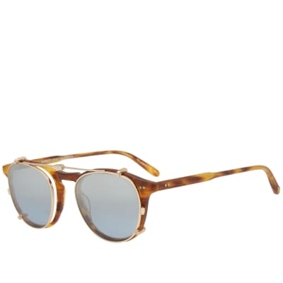 Garrett Leight Hampton Clip Sunglasses