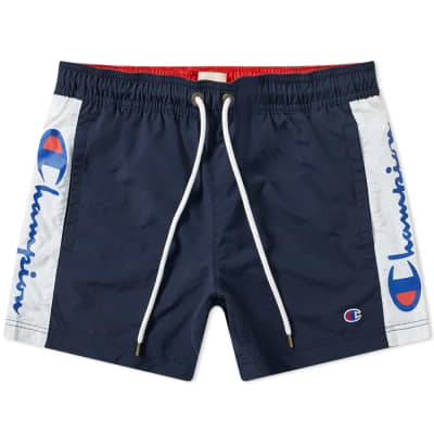Champion Reverse Weave Taped Swim Short