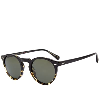 Oliver Peoples Gregory Peck Sunglasses