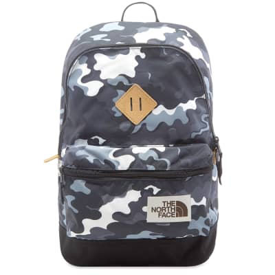 The North Face Psychedelic Camo Berkeley Backpack