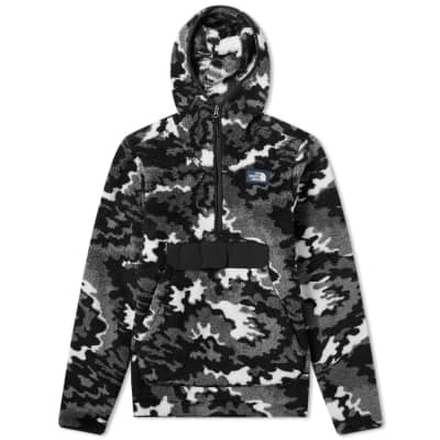The North Face Psychedelic Camo Campshire Pullover Hoody