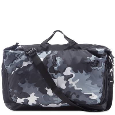 The North Face Psychedelic Camo Flyweight Duffel