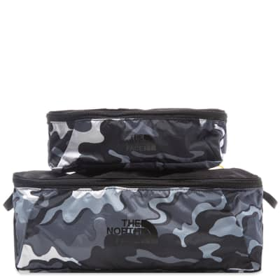 The North Face Psychedelic Camo Flyweight Package