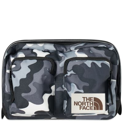 The North Face Psychedelic Camo Kanga Waist Pack