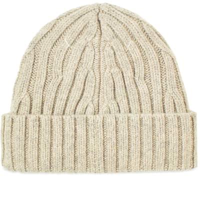 Maison Margiela 11 Classic Rib Knit Beanie
