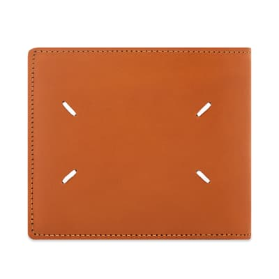 Maison Margiela 11 Classic Calf Leather Billfold Wallet