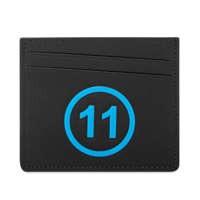 Maison Margiela 11 Stamped Logo Card Holder