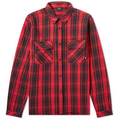 Marcelo Burlon County Check Shirt