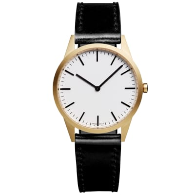 Uniform Wares C35 Two Hand Watch