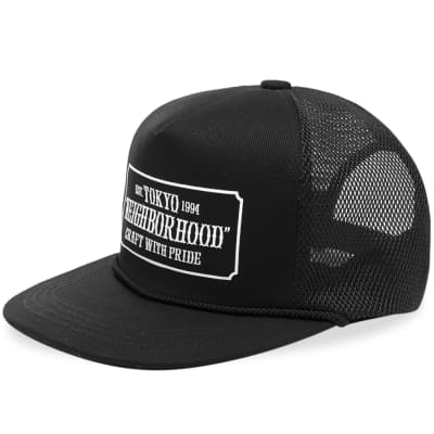 Neighborhood Trucker Cap