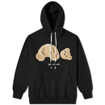 Palm Angels Kill The Bear Cropped Hoody