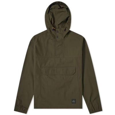 Paul Smith Ripstop Popover Hooded Cagoule