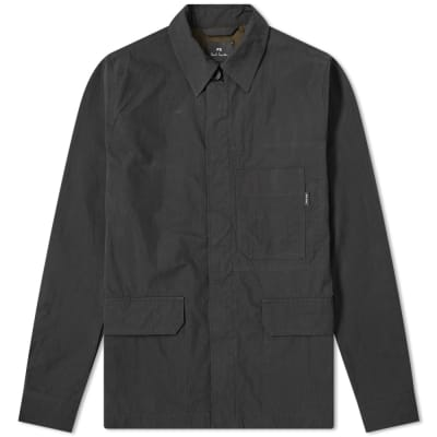 Paul Smith Ripstop Zip Chore Jacket