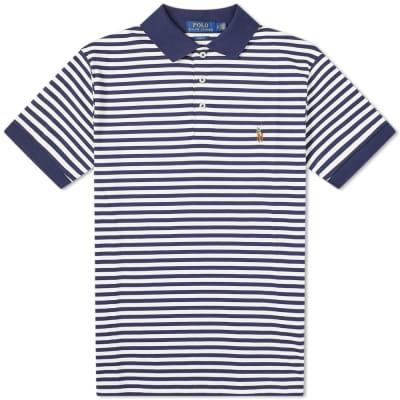 Polo Ralph Lauren Jersey Stripe Polo