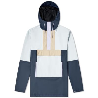 Rains Colour Block Anorak