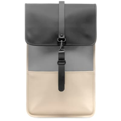 Rains Colour Block Backpack