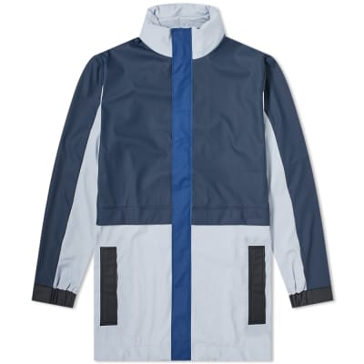 Rains Colour Block Track Jacket