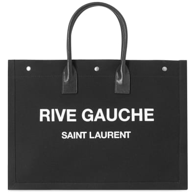 66e44e58530 Saint Laurent YSL Rive Gauche Tote Bag