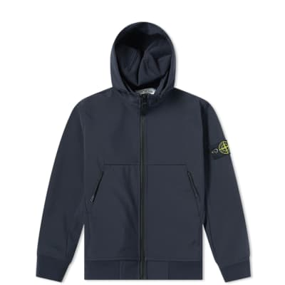 Stone Island Junior Soft Shell Jacket