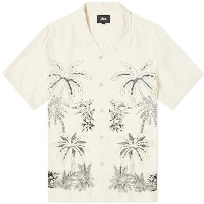 Stussy Palm Tree Shirt