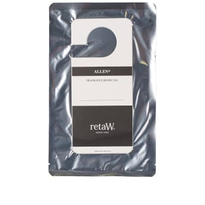 retaW Fragrance Room Tag