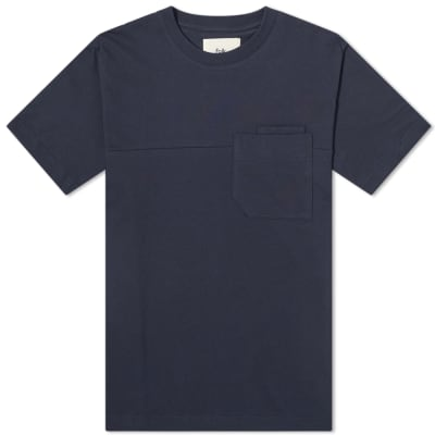 Folk Angle Pocket Tee