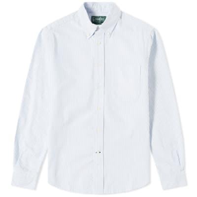Gitman Vintage Oxford Stripe Shirt