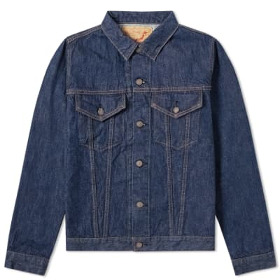 orSlow 60's Denim Jacket