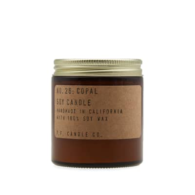 P.F. Candle Co No.26 Copal Mini Soy Candle