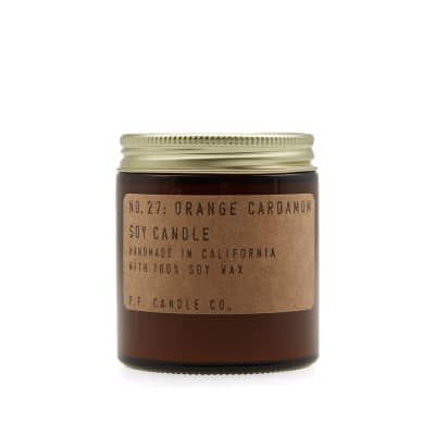 P.F. Candle Co No.27 Orange Cardamon Mini Soy Candle