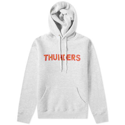 Mr Thunders Core Logo Hoody