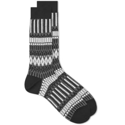 Ayame x C53 Basket Lunch Sock