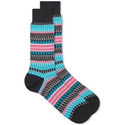 Ayame Winter Saw Edge Sock