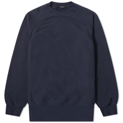 Engineered Garments Raglan Crew Sweat