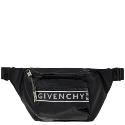 Givenchy Logo Taping Waist Bag