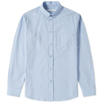 Givenchy Pocket Logo Oxford Shirt
