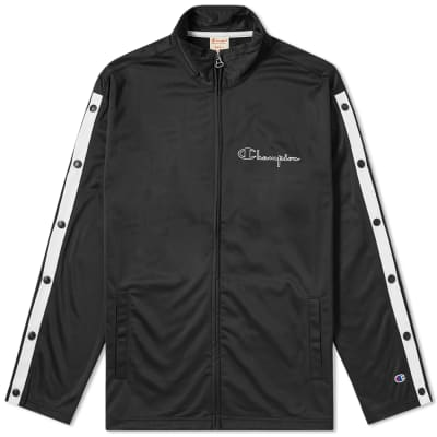 Champion Reverse Weave Popper Track Top