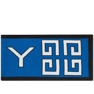 Givenchy Block Logo Scarf