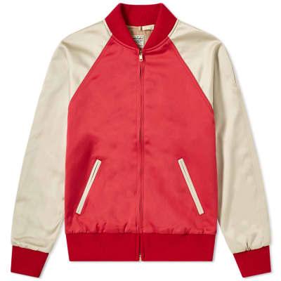 Levi's Vintage Clothing Climate Seal Bomber Jacket