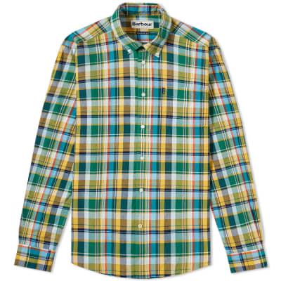 Barbour Madras II Shirt