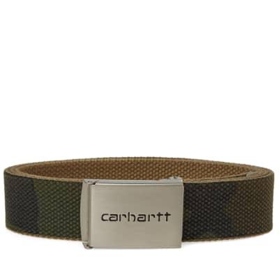 Carhartt Chrome Clip Belt
