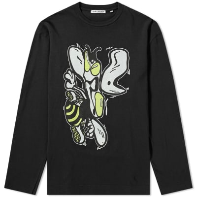 Our Legacy Long Sleeve Lost Bee Tee